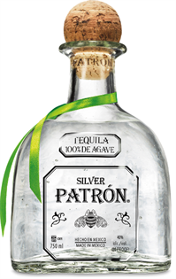 Patron Tequila Silver 1.00l